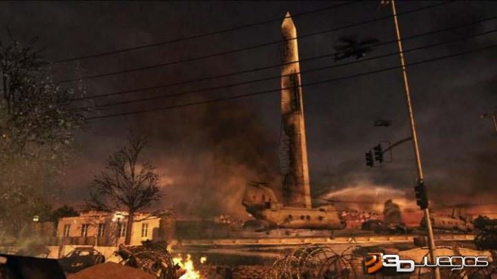 Modern Warfare 2 - Avance