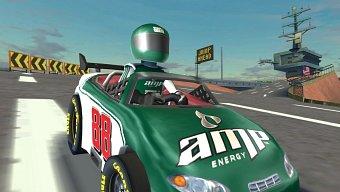 Video NASCAR: Kart Racing, NASCAR Kart Racing: Trailer oficial 1