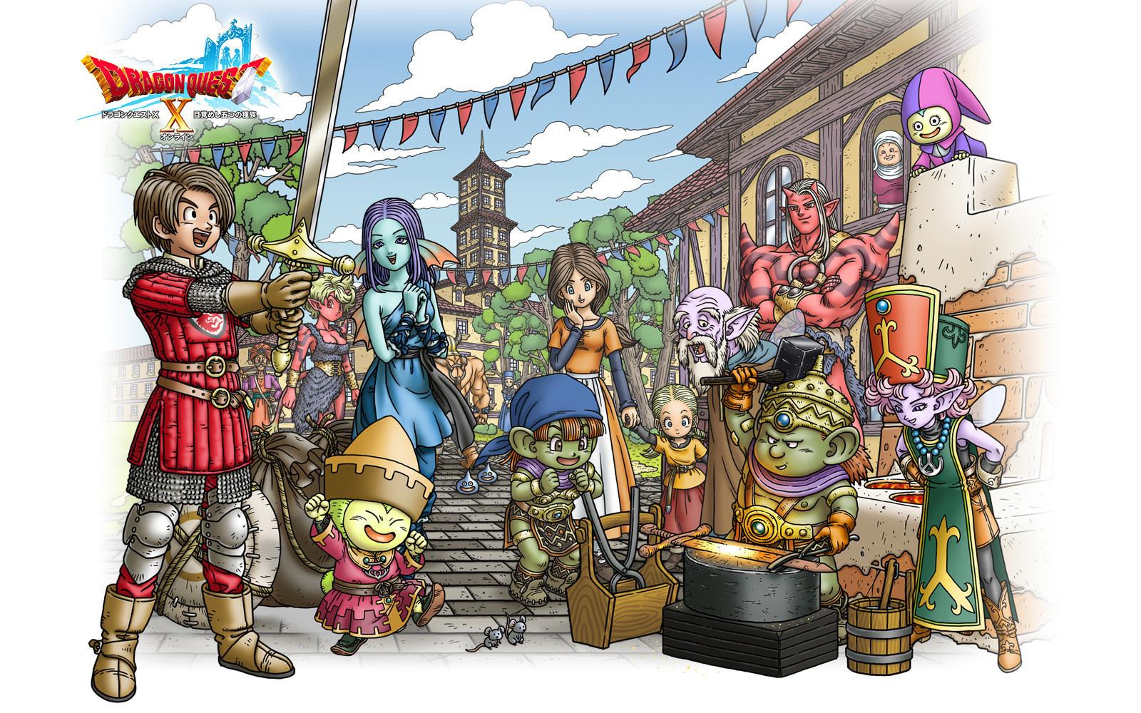 Dragon Quest X Gratis En Nintendo Switch Si Tienes El Juego De Wii