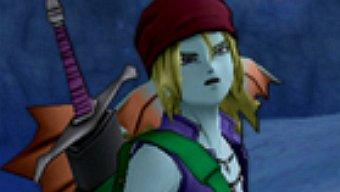 Video Dragon Quest X, Dragon Quest X: Demostración (Japonés)