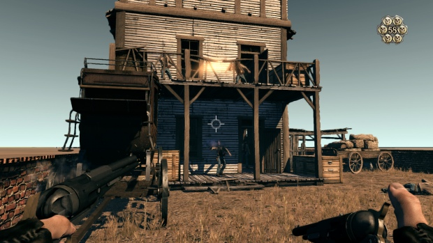 Fans trabajan en un remake de Outlaws, un Western de LucasArts