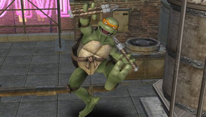 Turtles Smash-Up!
