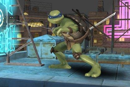 Turtles Smash-Up!: Impresiones jugables