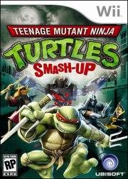Carátula de Turtles: Smash-Up! - Wii