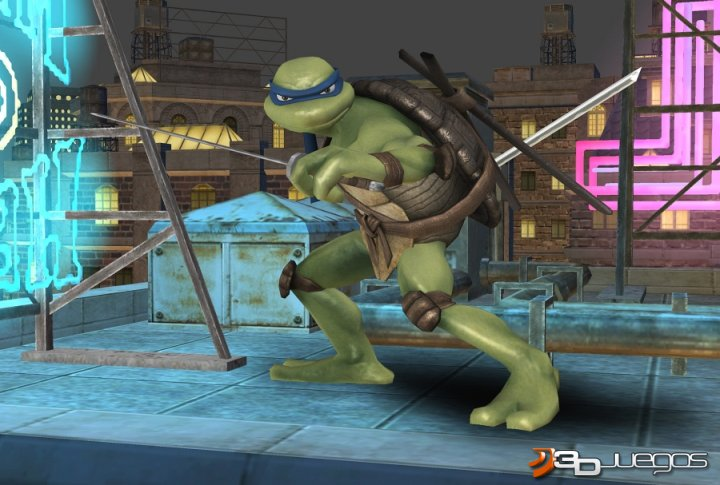 Turtles Smash-Up! - Impresiones jugables