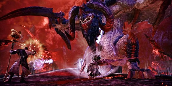 TERA True Action Combat an�lisis