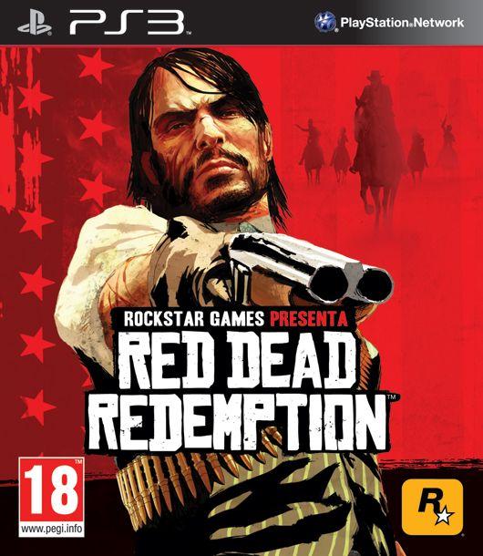 Resultado de imagen para ps3 red dead redemption