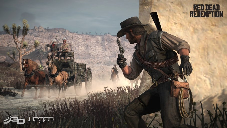 Red Dead Redemption - Impresiones jugables