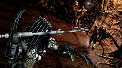 Aliens vs Predator (PlayStation 3)