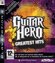 Carátula de Guitar Hero: Greatest Hits - PS3