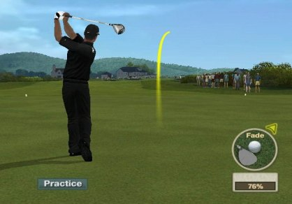 Tiger Woods PGA TOUR 10: Impresiones jugables