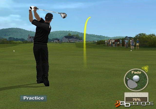 Tiger Woods PGA TOUR 10 - Impresiones jugables