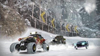 MotorStorm Arctic Edge: Impresiones E3 09