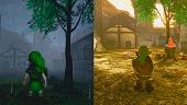 Publican nuevo vídeo de Zelda: Ocarina of Time en Unreal Engine 4