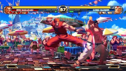 The King of Fighters XII: Impresiones jugables