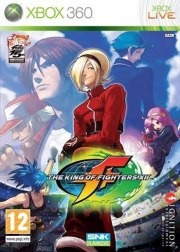 Carátula de The King of Fighters XII - Xbox 360
