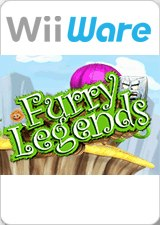 Carátula de Furry Legends - Wii