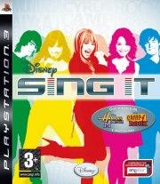 Carátula de Disney Sing it! - PS3