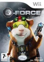 Carátula de G-Force - Wii