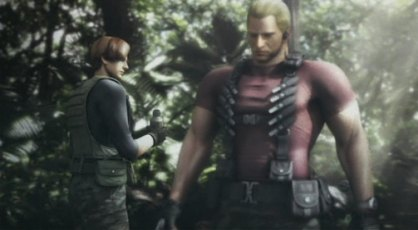 Resident Evil DarkSide Chronicles an�lisis
