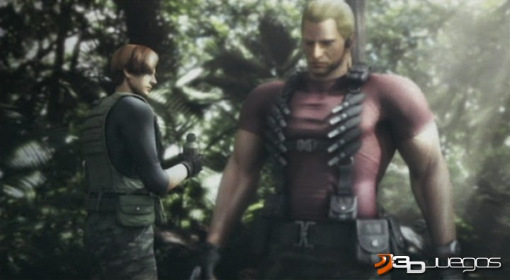 Resident Evil DarkSide Chronicles - An�lisis