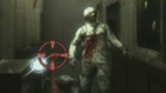 Video Resident Evil: DarkSide Chronicles, Gameplay: El palacio de los zombis
