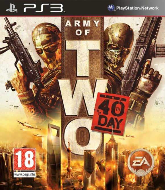 ARMY TWO 40 DAY