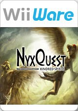 Carátula de NyxQuest: Kindred Spirits - Wii