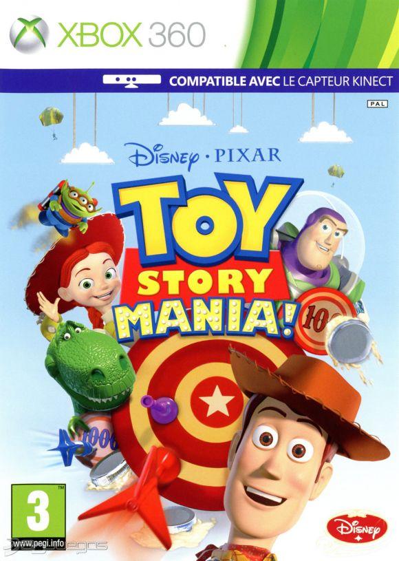 Top Three Toys Of 2012 : Toy story mini aventuras para xbox djuegos