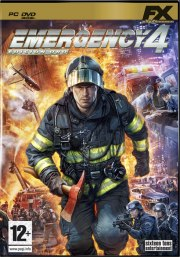 Carátula de Emergency 4 - PC