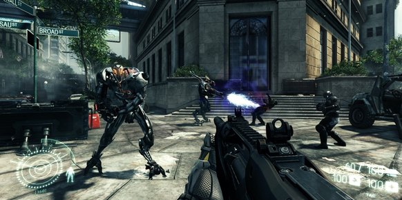 Crysis 2: Impresiones EA Showcase