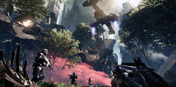 Crysis 2: Dentro de la Saga