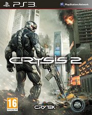 Carátula de Crysis 2 - PS3