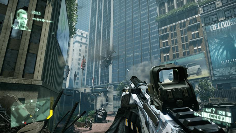 Crysis 2 - An�lisis