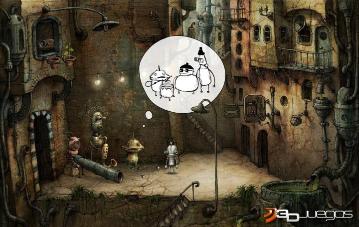 Machinarium - An�lisis