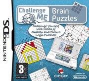 Carátula de Challenge Me: Brain Puzzles - DS