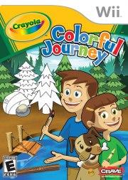Carátula de Crayola: Colorful Journey - Wii