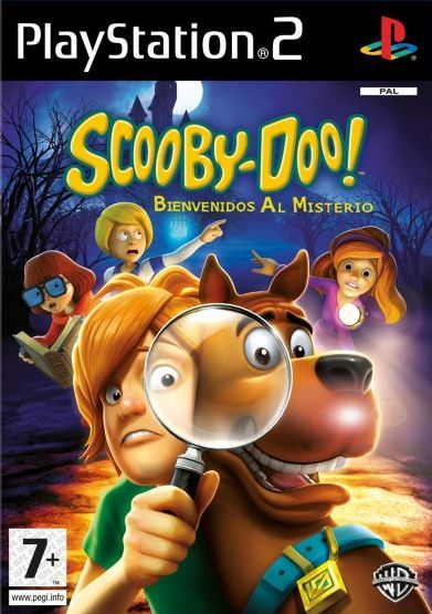 Scooby-Doo Bienvenidos Al Misterio Para PS2