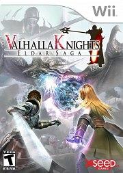 Carátula de Valhalla Knights: Eldar Saga - Wii