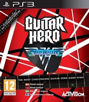 Carátula de Guitar Hero: Van Halen - PS3