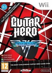 Carátula de Guitar Hero: Van Halen - Wii