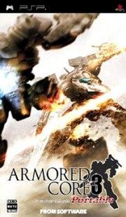 Carátula de Armored Core 3 Portable - PSP