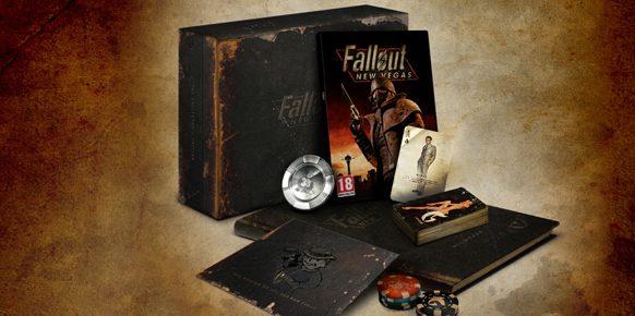 Fallout New Vegas, edición coleccionista.