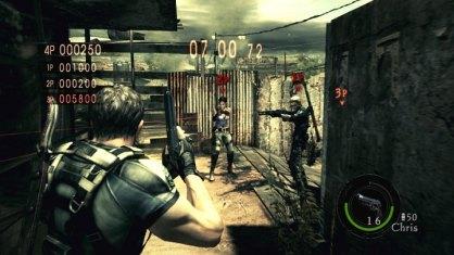 Resident Evil 5 Versus PS3