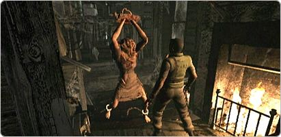 Remake del primer Resident Evil anunciado para Wii