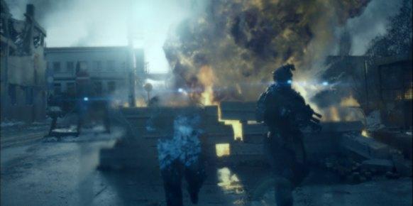 Ghost Recon Future Soldier: Primer contacto