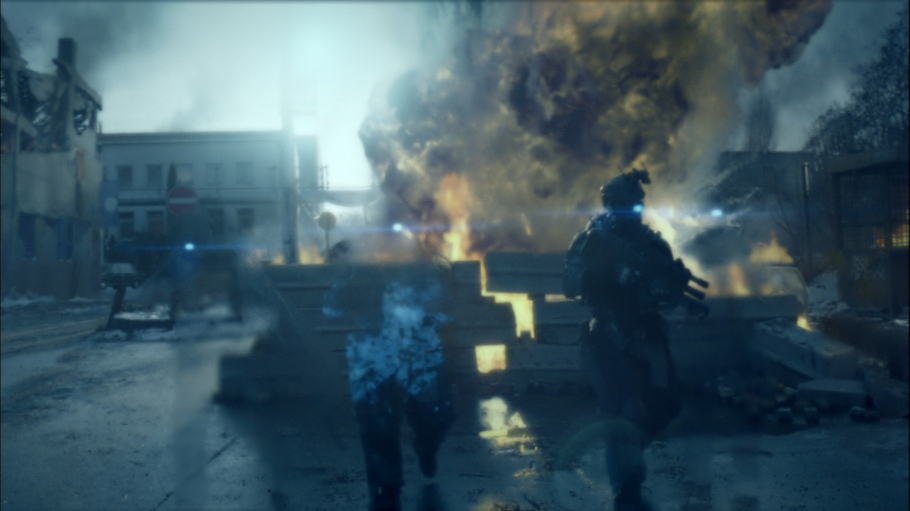 Ghost Recon Future Soldier - Primer contacto