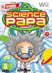 Carátula de Science Papa - Wii