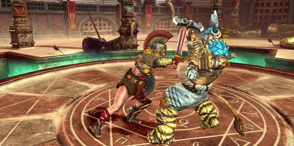 Tournament of Legends: Tournament of Legends: Primer contacto