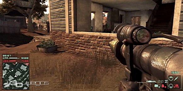 Homefront - Impresiones Multijugador THQ Gamers Week